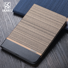 KAKU high quality magnets durable fanshion smart anto sleeping /wakeing tablet pc case for ipad air2