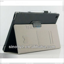xperia tablet z case,stand leather case for sony xperia tablet z