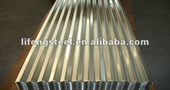 Corrugated roofing sheet/zinc aluminum roofing sheet/manufacture zinc roofing sheet
