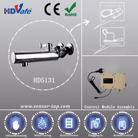 New Design Hotel Toilet Wall Mounted Automatic Sensor Faucet