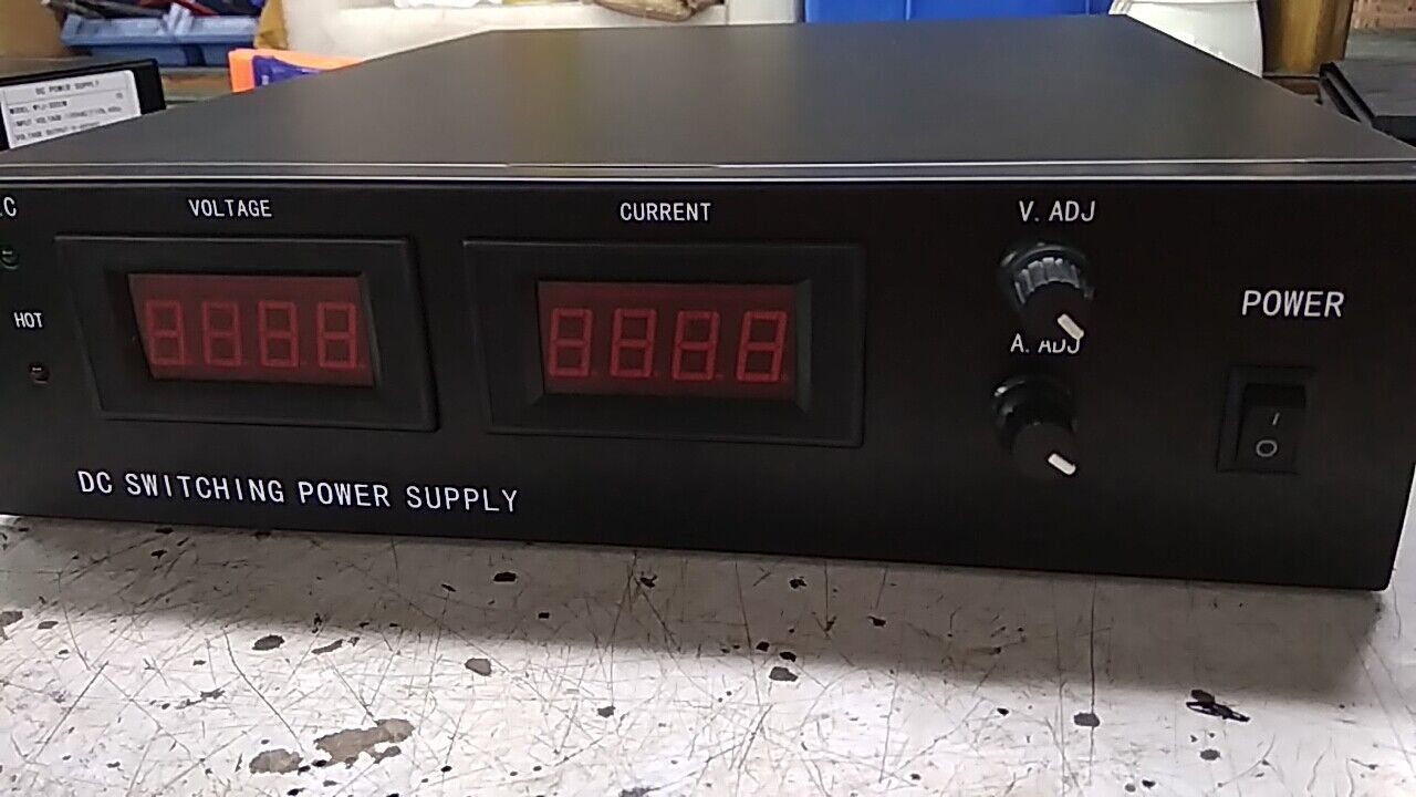 600 V 5A DC Power Supply