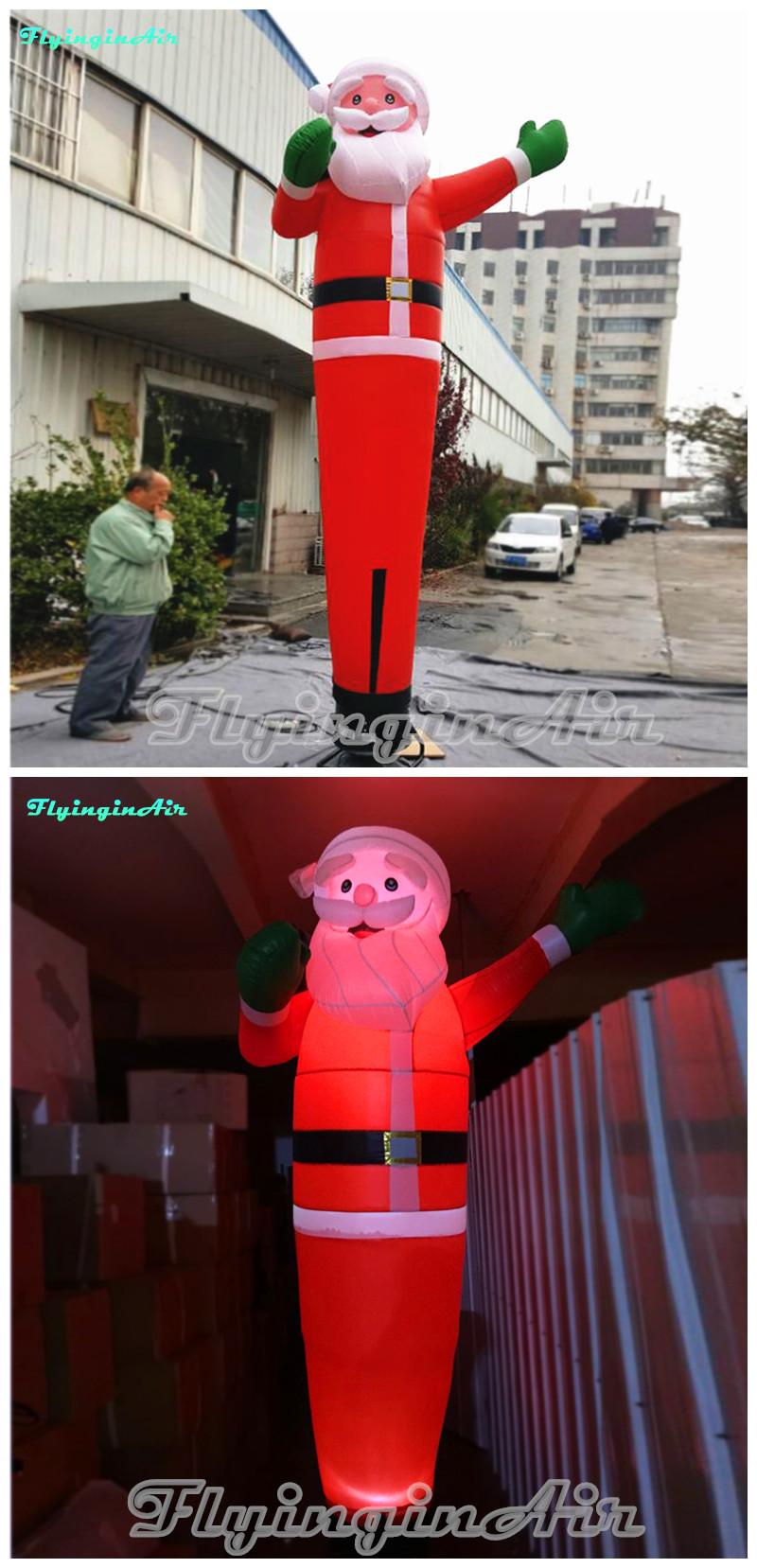 inflatable santa dancer 5