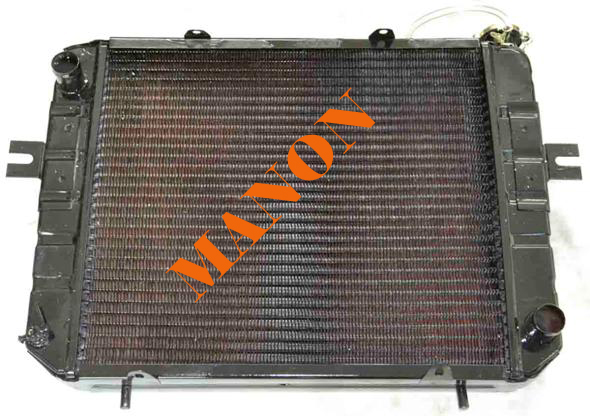 Forklift Parts Radiator 224g2-10101