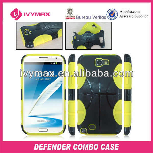 Mobile Phone Back Covers For Samsung Galaxy NOTE2 N7100 Hard Shell Plastic Case