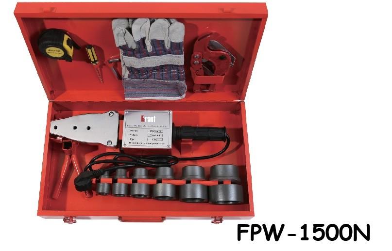 �yf�y/�:+N{��_pipe welder diy series 800-1500w 0-300c 20-63mm fpw-1500n