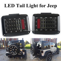 12v jeep wrangler led tail light jeep wrangler accessories tail light type and led lamp type led tail lamp for jeep wrangler