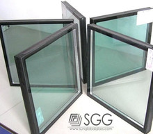 Export Energy Efficient Insulated Low-E glass cheap price