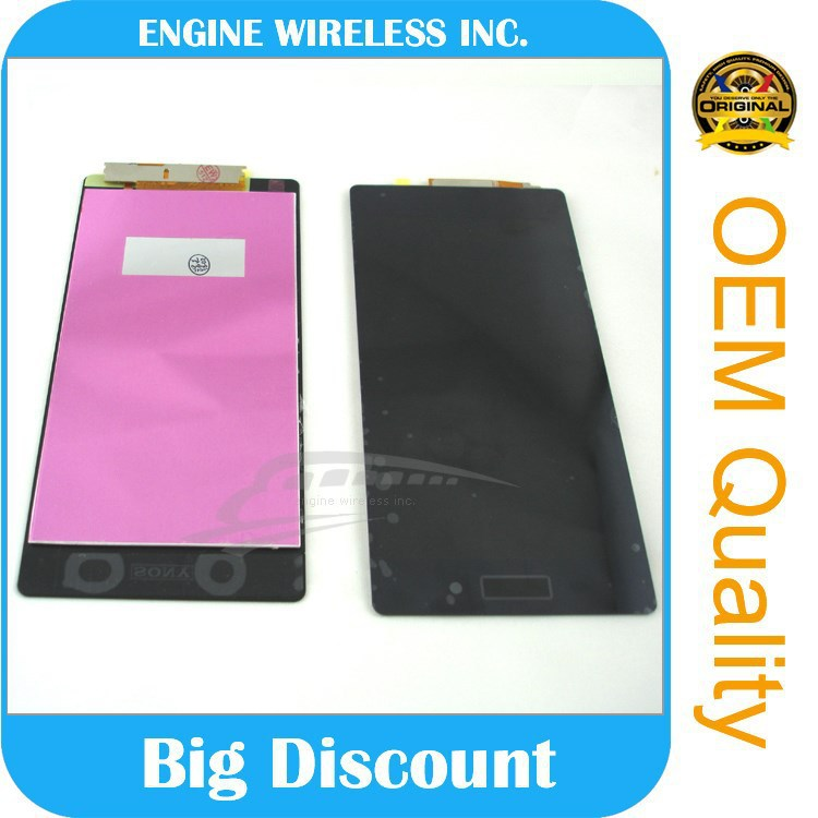 100% original low price for sony Z2 screen spare part