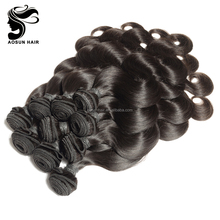 8A Grade Raw Indian Hair, Best Selling Natural Curly Hair Styles For Woman