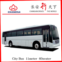 The best CHANGAN SC6108 70 seat bus