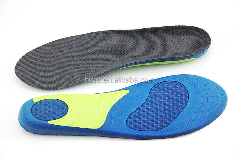 comfort foam sport insoles breathable insole buyer