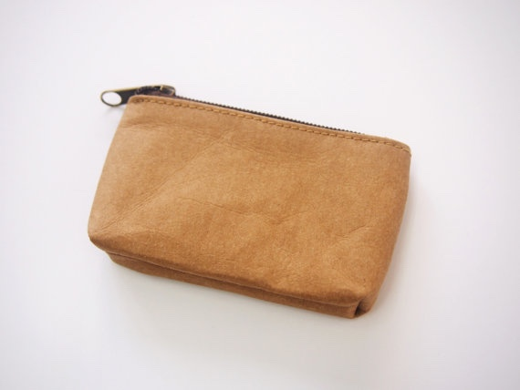 Eco Bag Clutch Bag Biodegradable Bag/Washable Kraft Paper Bag Gift Bag Handbag Pouch Bag Zip Lock Bag