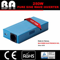 250W Pure Sine Wave Power Inverter DC to AC