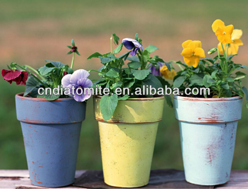 diatomite soil amendment for plants growth regulator