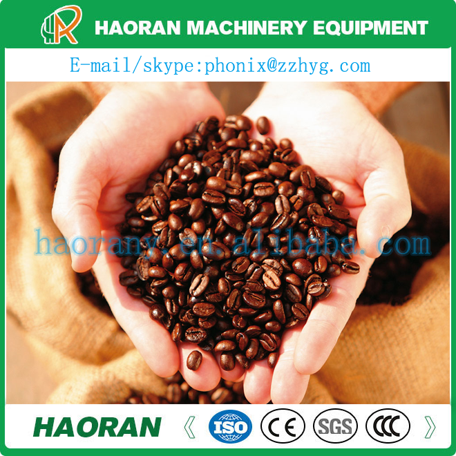 Popular gas and electric type coffee roaster with reasonable price