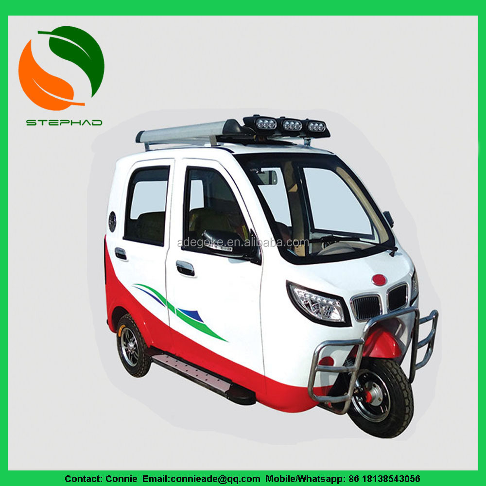 2017 gasoline auto taxi/ Commercial Used passenger tricycle three wheel bajaj, India,Afirca market for sale