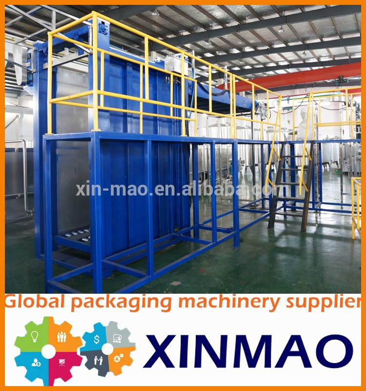 carbonated soft drink canning beverage can filling machine