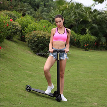 Fashion Grade EUROPE USA hot-sale lithium battery american made electric scooter
