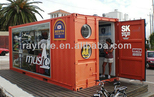20ft mobile container store