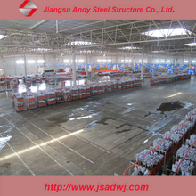 prefab simple steel structures factory shed design