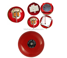 2017 wholesale price factory price fire alarm outdoor electric school bell