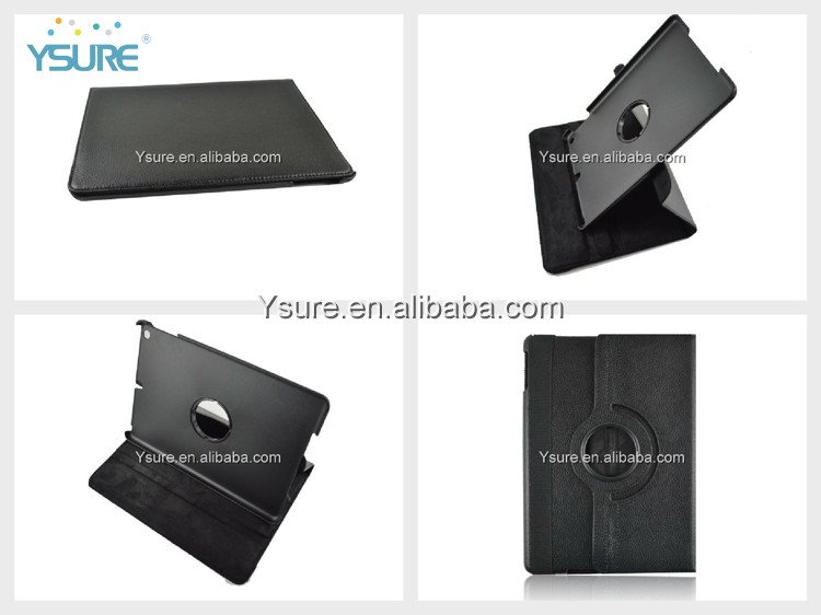 2014 hot selling new product PU leather for ipad air ipad5 case
