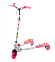 China factory Yongkang Witzer 3 wheels balance kids scooter
