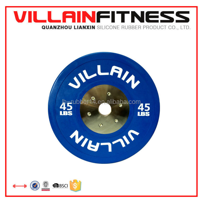 Oem Crossfit Bumper Plates With Custom Design And Logo Print Buy Rubble Plates Barbell Bumper