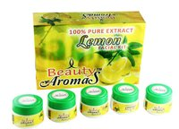 Lemon facial kit