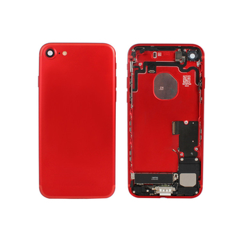 Best Battery Door For iPhone 7 7+ ,for iPhone 7 Back Housing Rear Housing Assembly red
