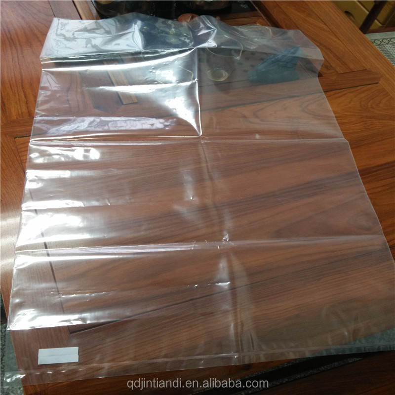 Qingdao JTD Manufacture Supplies Clear Multilayered Hermetic Plastic Storage Packaging Bags for Grain Coffee Beans