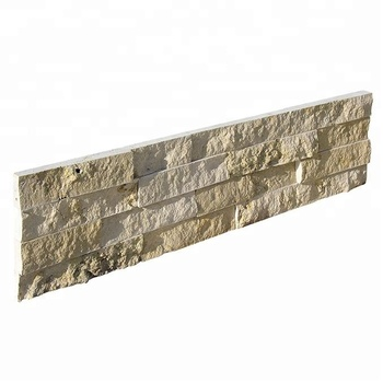 Decorstone24 Natural Material Exterior Limestone Wall Cladding Tiles Panel For House Decoration