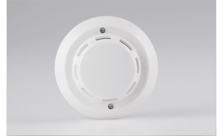 home security alarm Wired smoke detectors
