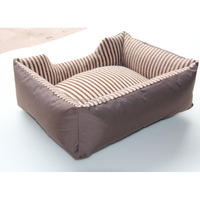Good feature newly design non-removable square bed strong dog bed