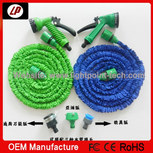 garden hose connector flexible retractable hose stainless steel braided flexible hose