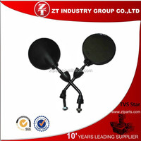 China High Quality Motorcycle Parts Mirror For TVS Star