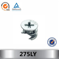 SZCF cam furniture screw connector 275LY