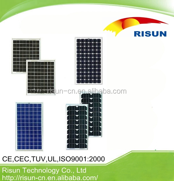 High Quality 300W mono solar panel with CE CEC TUV ISO certificate