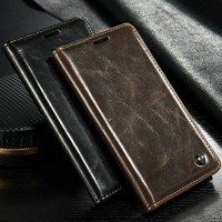 CaseMe Wallet case for Samsung Note 5 luxury Leather case For Galaxy Note 5 with card holder