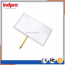 2017 best selling 4-wire Analog Resistive industrial touch screen panel pc