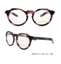 Small Face matched Acetate Retro Optical Glasses