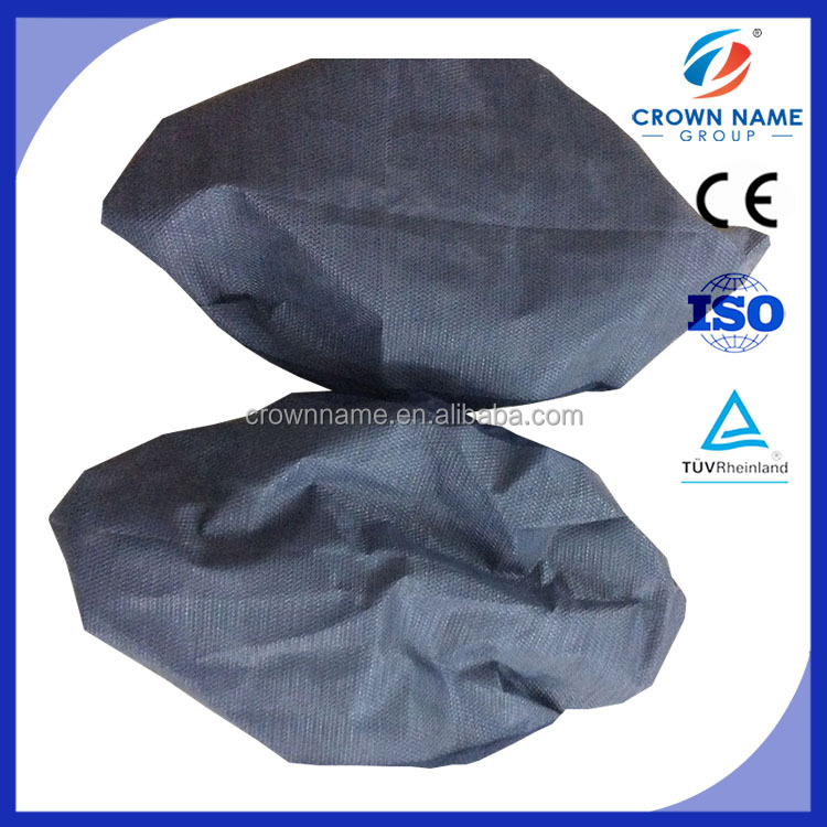 CPE plastic hospital use shoe covers