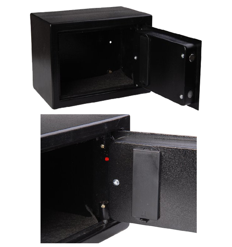 how to change digital safe combination