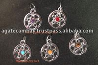 PENTACLE STAR PANDENT & MAGICAL AMULETS