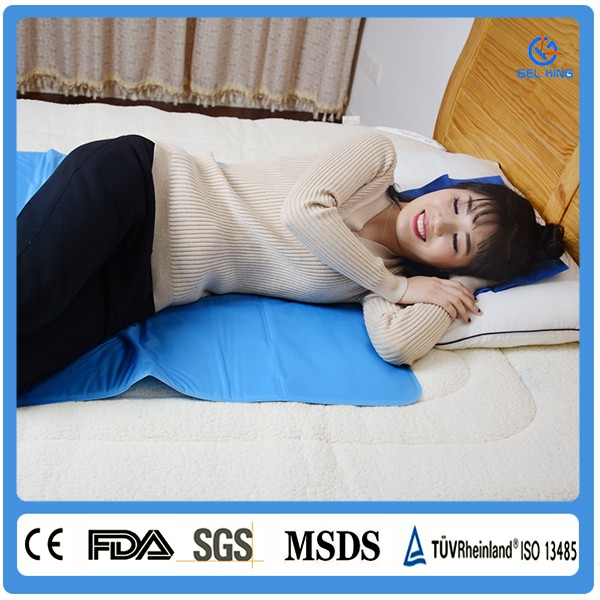 2017 New Product Hot Sale Cooling Gel Mat Cool Gel Bed Matress