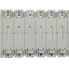 OEM led panel light pcb aluminum shenzhen 94v0 pcb manufacturer