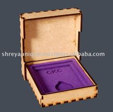 Wooden Boxes for Coins and Medals