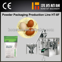 Excellent full automatic grain powder fill and seal machine