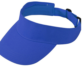 For Wholesales Adults foldable roll up sun beach visor with high quality