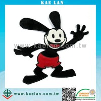 Embroidery patch custom sew on applique kids cartoon embroidery designs